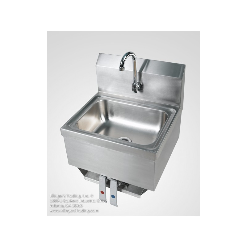 Sink Valve : ... Categories > Sinks > Hand Sinks > Hand Sink With Knee Operated V...