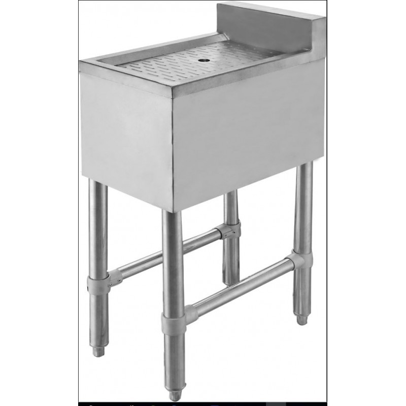 Undermount bar sink with drainboard long narrow kitchen - Undermount 3 compartment kitchen sinks ...