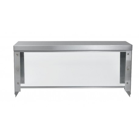 3 Hole Steam Table Serving Guard