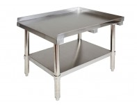 All Stainless Equipment Stand, 30x30 1/2