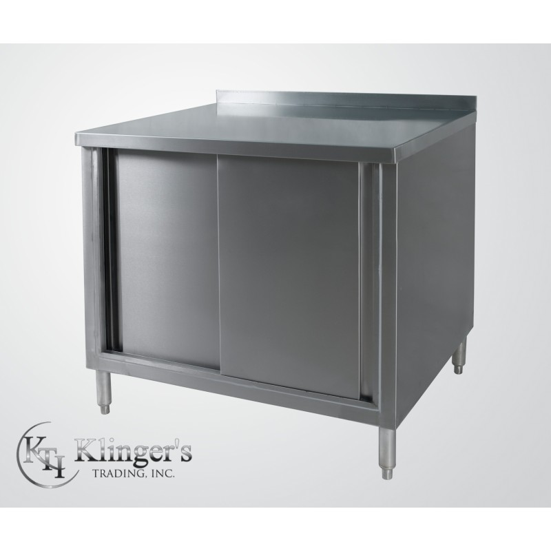 Stainless Steel Kitchen Cabinets In Ernakulam: KlingersTrading