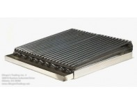 Add-on Raised Griddle, 2 burner